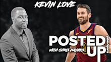 Kevin Love opens up about his struggles with anxiety, depression and his first years in Cleveland