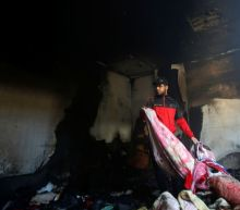 Air strikes, rockets drag Israel-Gaza conflict into sixth day