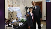 White House Science Fair Kids Are Smarter Than Obama, Says Obama