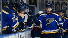 The Buzzer: Blues' Hoffman, Ducks' Stolarz stay hot; Fleury fourth all-time in wins