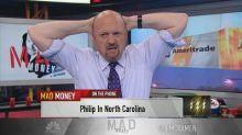 Cramer's lightning round: Software play Splunk doesn't li...