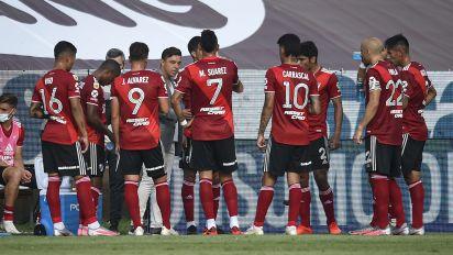 El 1x1 de los futbolistas de River Plate en el triunfo ante Platense