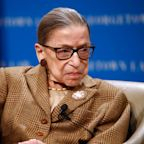 Ruth Bader Ginsburg 'Ain't Having It,' Won't Stop Working Out In Coronavirus Pandemic