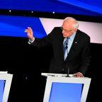 Bernie Sanders beats Joe Biden in national polls as candidates clash over social security