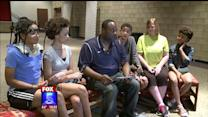 Coach Thankful For Support After Family Injured In Crash