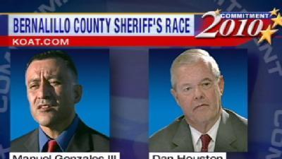 Sheriff's Candidates Discuss Deputy Staffing