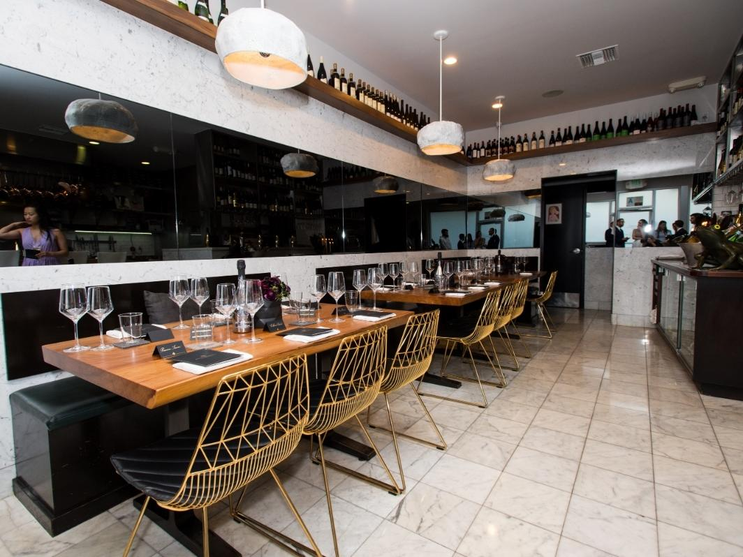 Boasting a Michelin star and rave reviews by top critics, the restaurant received widespread attention well beyond its 26-seat space on Highland Avenue, which it took over from a pizzeria in 2013.
