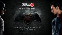 Batman V. Superman Deal With Turkish Airlines Includes Plane Used In Pivotal Scene