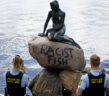 Copenhagen's Little Mermaid labelled 'racist fish'