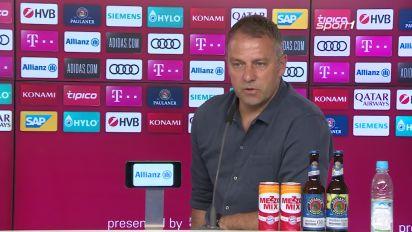 Hansi Flick dankt dem FC Bayern München und gibt den Fans ein Versprechen