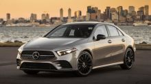2019 Mercedes A-Class pricing: Officially the cheapest Mercedes in the U.S.
