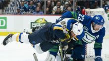 Willes' Musings: To be the man, Canucks have to beat the man