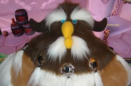 Plush Moonkin by Serthida of Bloodhoof