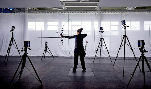 100 years of motion-capture technology