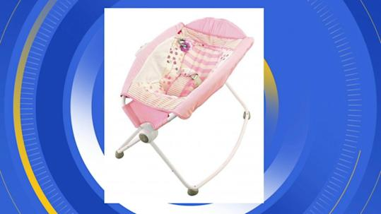 Pediatricians urge recall of Fisher-Price Rock 'n Play