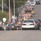 School shooting scene is 'controlled chaos,' photog says