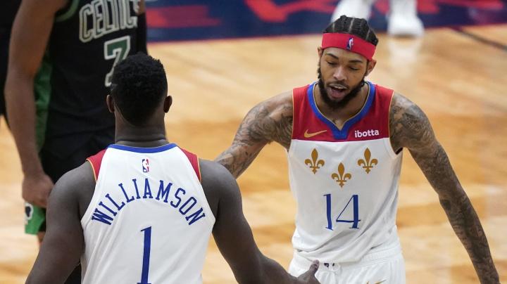 Did NBA star just throw major shade at LeBron?