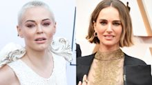 Natalie Portman agrees with Rose McGowan's criticism of Oscars 'protest': It's 'inaccurate to call me brave'