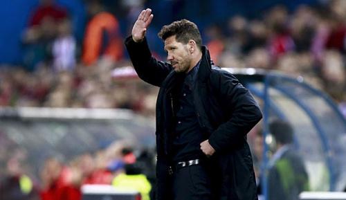 """Primera Division: Simeone: """"Könnte anderes spanisches Team trainieren"""""""