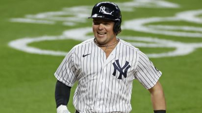The Yankees slugger who isn't famous (yet)