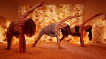 How Salt Yoga Helped My Crazy Allergies