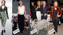 17 Batsh*t Moments From New York Fashion Week History
