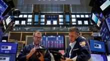 Trade jitters and tech woes weigh on S&P, Nasdaq