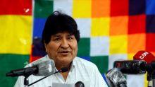 Expresidente boliviano Evo Morales viaja de Argentina a Venezuela: agencia estatal noticias Télam