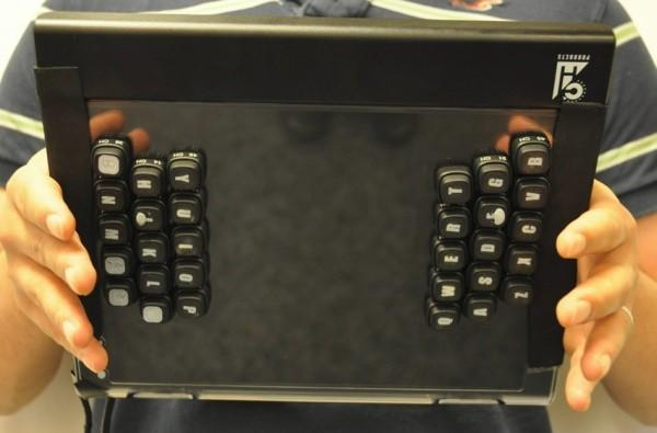 Microsoft Research reveals RearType, puts QWERTY back where it belongs
