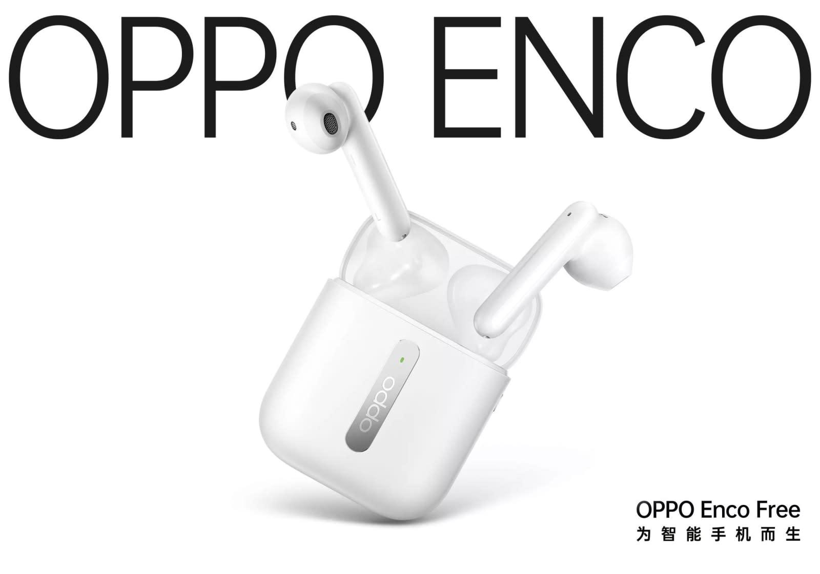 Oppo Enco Free