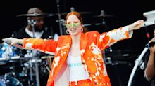 Jess Glynne says she 'used the wrong word' when claiming restaurant 'discriminated' against her