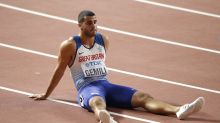 Adam Gemili, focused on Olympics, adds his support to Alzheimer's battle