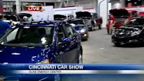 Cincinnati Auto Expo opens with Wed. night event