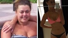 Woman shares motivation behind 5 stone weight loss