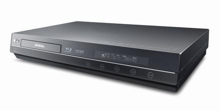 """LG's """"Super Blu"""" BH200 HD DVD / Blu-ray combo player now available"""