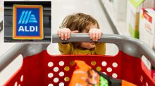 Aldi shopper crowned 'the real MVP' after joining toddler's tantrum
