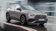Mercedes-AMG GLA 45 4MATIC+ 2020: un SUV compacto con hasta 421 CV