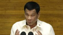 Duterte 'The Punisher' Fixes on Revenge as Economic Woes Mount