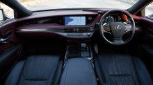 Lexus LS 500h 2018 Ultra Luxury Interior