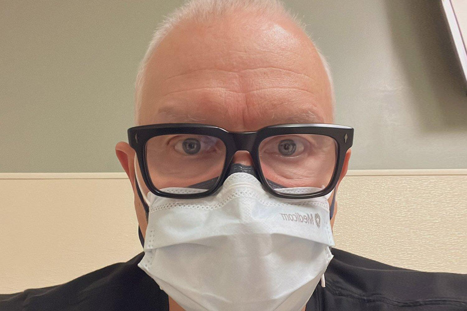 Mark Hoppus Undergoes Surgery to Remove Chemo Port After Announcing He's in Remission for Cancer