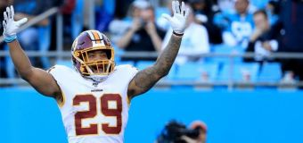 Washington cut Guice over domestic violence charges