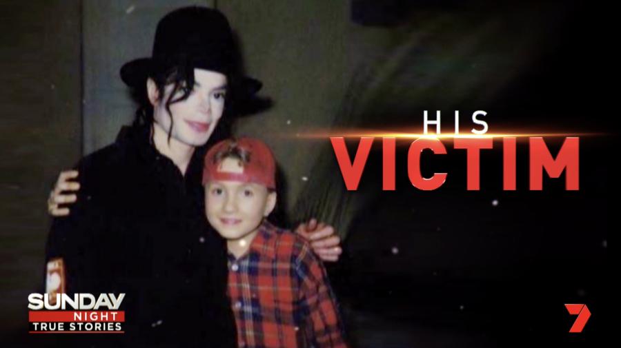 SUNDAY NIGHT: Michael Jackson