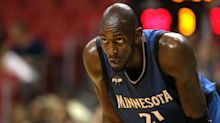 Kevin Garnett not interested in retired T-wolves jersey: 'I don't do business with snakes'