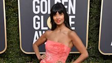 Jameela Jamil victim of epic Golden Globes name gaffe