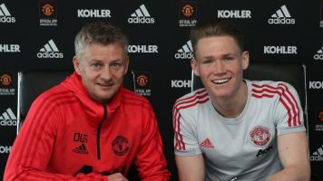 Manchester United transfer news: Scott McTominay extends contract at Old Trafford