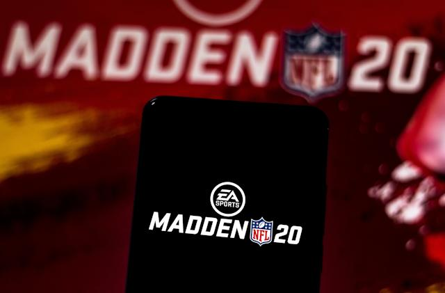 The biggest Madden Bowl yet was won using run-only plays