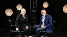 Meghan McCain praises her husband in Ben Shapiro interview: 'Conservative men have better family values'