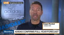 Adidas CEO Concerned About China-U.S. Currency War