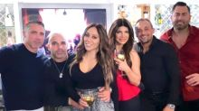 Teresa Giudice Spends Christmas Eve with Her Family — and 'Pool Boy' Ex Anthony Delorenzo!