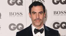 """Sacha Baron Cohen im """"rosafarbenen Bikini"""": Polizeieinsatz nach misslungenem Streich"""